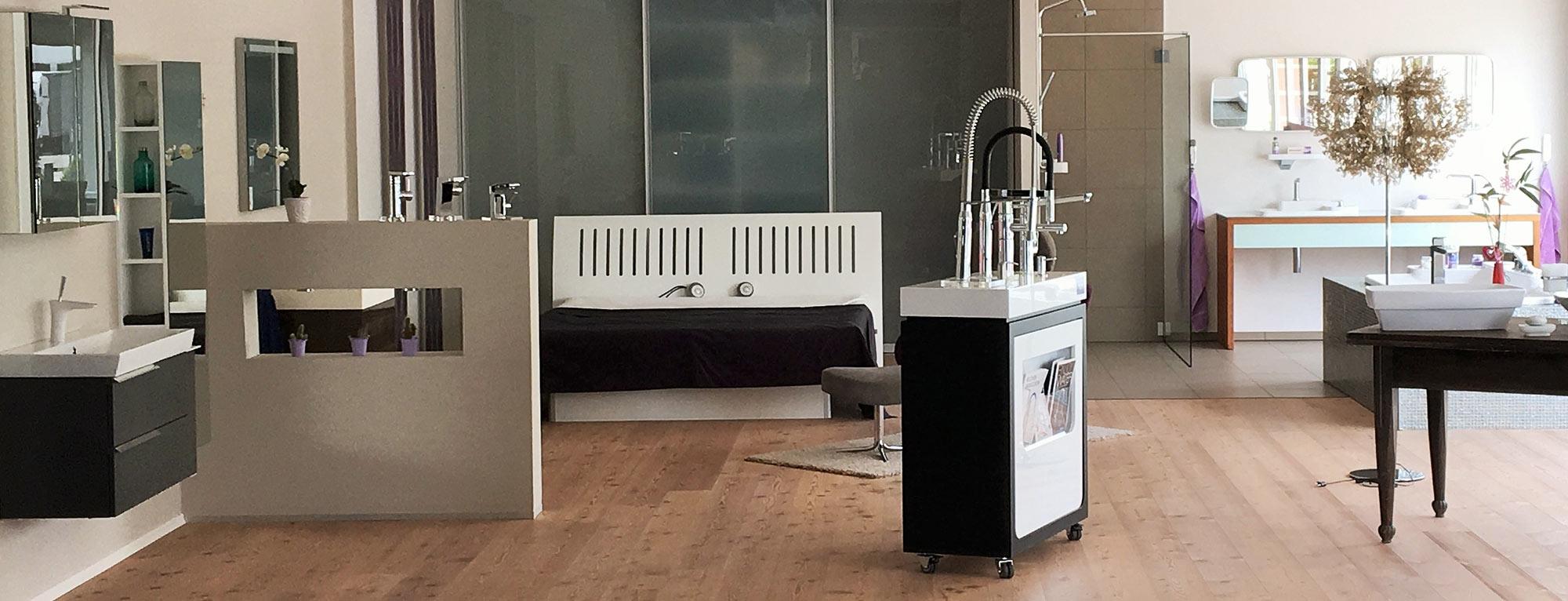 Meier Haustechnik Bad Ausstellung