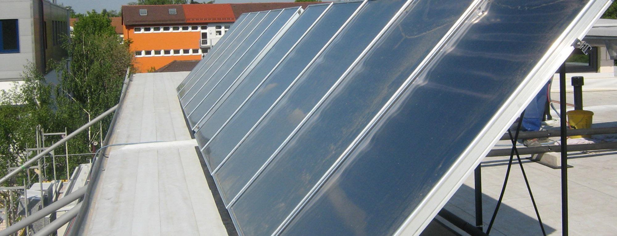 Meier Haustechnik Solar