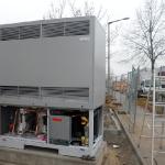 Außengerät Luft-Wasser-Wärmepumpe