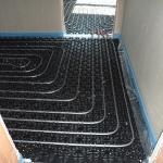 Fußbodenheizung PEX-System