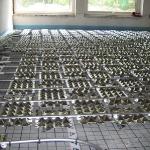 Fußbodenheizung PYD-System
