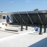 Solaranlage aufgeständert